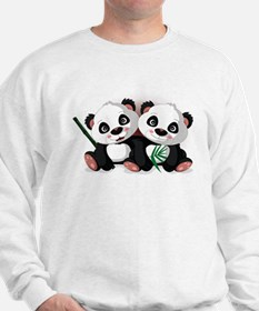 Two Pandas Sweatshirt
