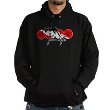 Dive Flage Dive for Life Hoodie