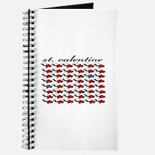 VALENTINE SAINT by bluedecker Journal