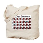 VALENTINE SAINT by bluedecker Tote Bag