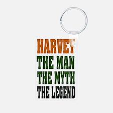 Harvey The Legend Keychains