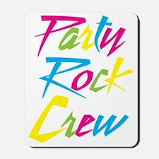 Party Rock Mousepad