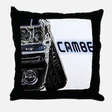 Camber3 Throw Pillow