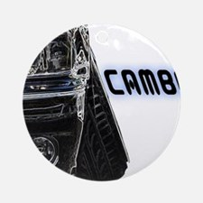 Camber3 Round Ornament
