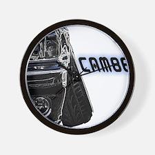 Camber3 Wall Clock