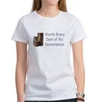 Worth Every Cent Women's T-Shirt