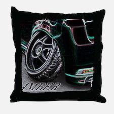 Camber2 Throw Pillow