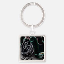 Camber2 Square Keychain
