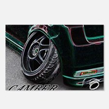 Camber2 Postcards (Package of 8)