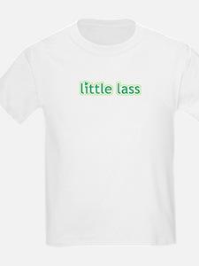 little lass Kids T-Shirt