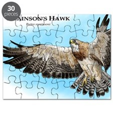 Swainsons Hawk Puzzle