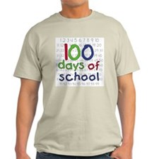 Numbers 100 Days T-Shirt