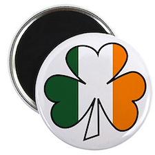 Shamrock Irish Flag Magnet