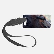 Horse Head mini wallet Luggage Tag