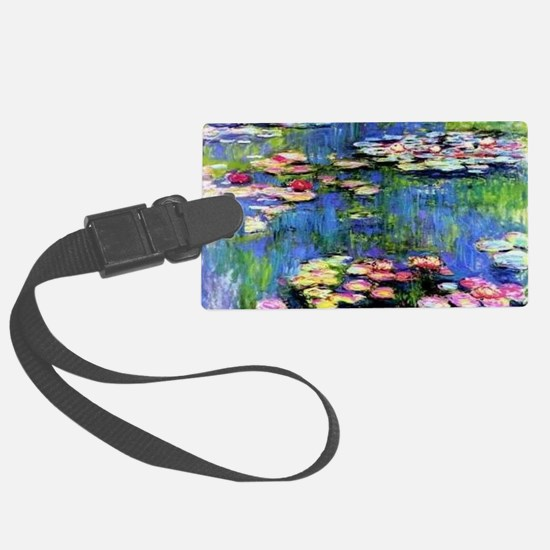 MONETCalender Luggage Tag