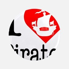 "I-Heart-Pirates 3.5"" Button"