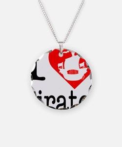 I-Heart-Pirates Necklace