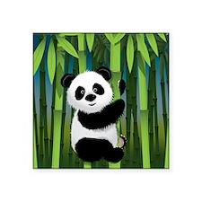 Panda in Bamboo Sticker