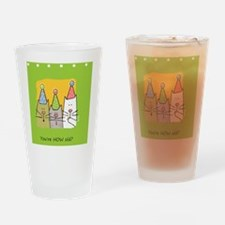 bdaycats Drinking Glass