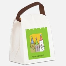 bdaycats Canvas Lunch Bag