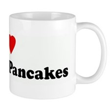 I Love Porn and Pancakes Mug