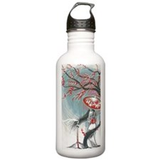 Kindle Sleeve Samurai  Water Bottle