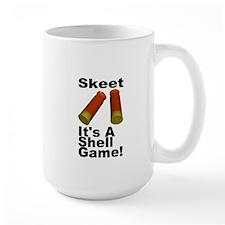 Skeet - It's A Shell Game, Mug