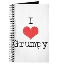 I love Grumpy Journal