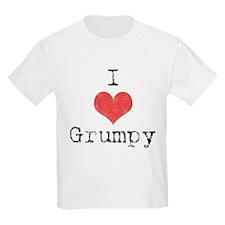 I love Grumpy Kids T-Shirt