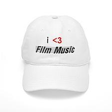 iheartfilmmusic Baseball Cap