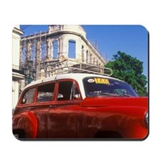 Classic cars from the 1940's and 1950's  Mousepad