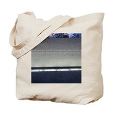 MLK Darkness and Love Tote Bag