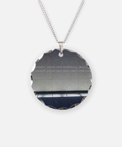 MLK Darkness and Love Necklace