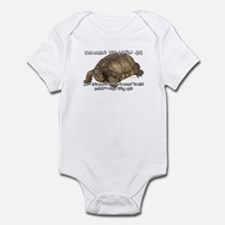 Valuable Pet Lesson #6 Infant Bodysuit