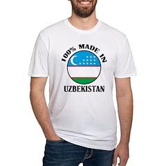Made In Uzbekistan Shirt