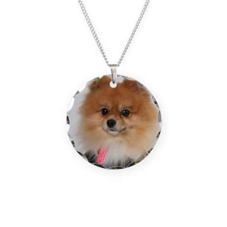 439218_206130 Necklace Circle Charm