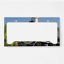 Cuba. The Marcelo Salado Suga License Plate Holder