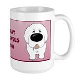 Great pyrenees Large Mugs (15 oz)