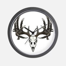 big whitetail 9b base sept 2011center Wall Clock
