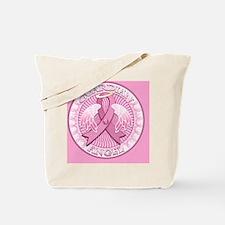 PinkGAngelPcSq Tote Bag