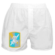 SSI-513TH MILITARY INTELLIGENCE BDE Boxer Shorts