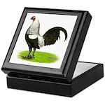 Birchen OE Cock Keepsake Box