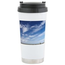 Old Jetty Piles Stainless Steel Travel Mug