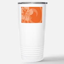Orange-Toiletry Stainless Steel Travel Mug
