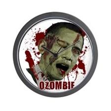 Ozombie Wall Clock