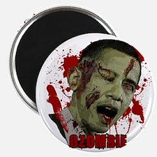 Ozombie black Magnet