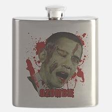 Ozombie black Flask