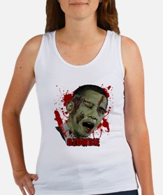 Ozombie black Women's Tank Top