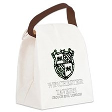 Winchester Crest one color Canvas Lunch Bag