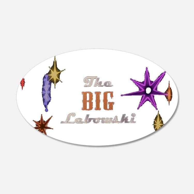 The Big Lebowski 01 Wall Decal